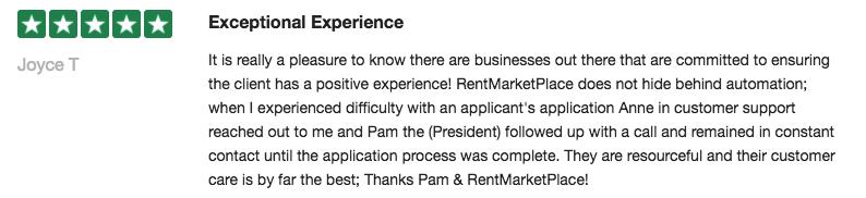 tenant screening review