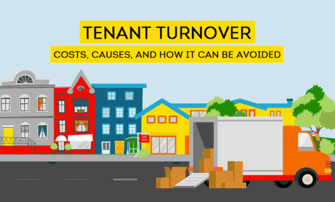 Tenant Turnover Costs, Causes and How to Lower It
